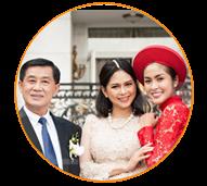 Thuê bố mẹ – Cho thuê bố mẹ tham gia đám cưới